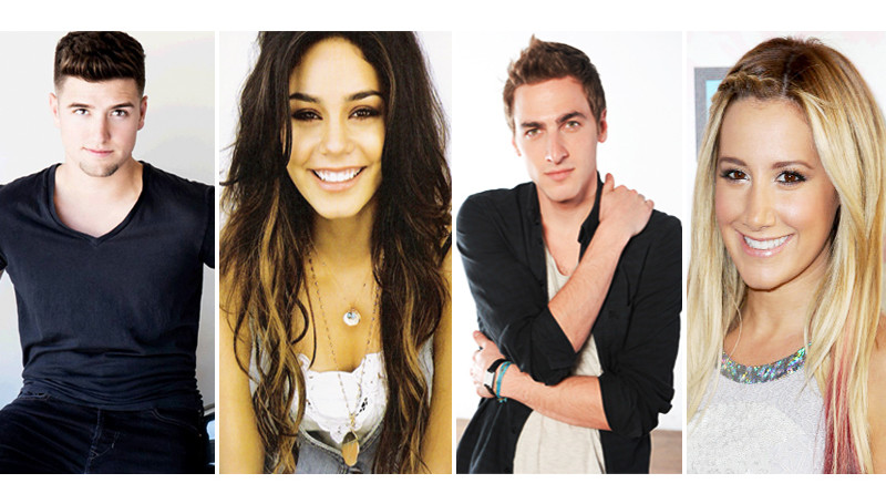 Vanessa Hudgens, Ashley Tisdale and Big Time Rush Members to Star in Animated Film
